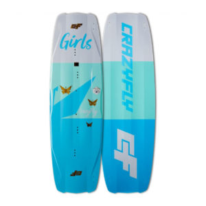 2018 CrazyFly Girls Board Complete