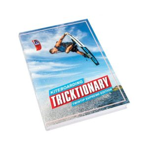 Tricktionary Twintip Supreme Edition Kiteboarding Book