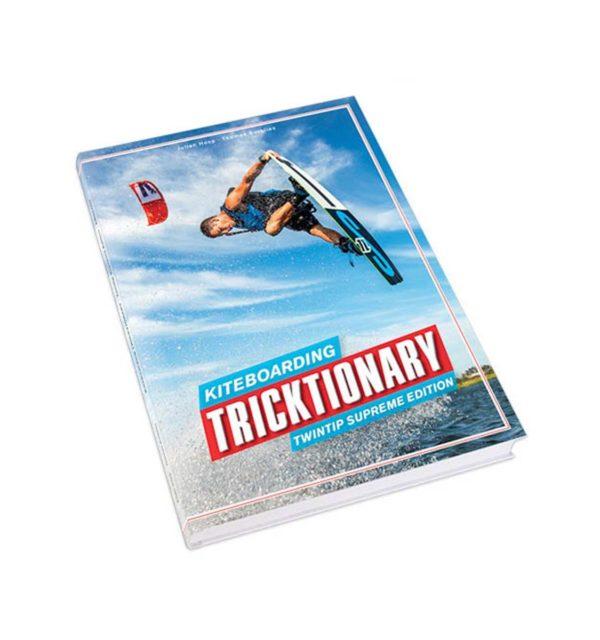 Kiteboarding Tricktionary Book