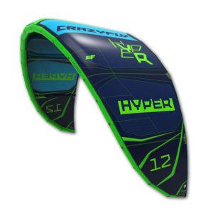 2020 CrazyFly Hyper Kite