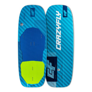 2020 CrazyFly Chill Foil Deck